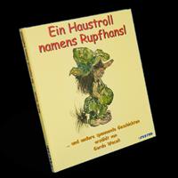 Ein Haustroll namens Rupfhansl